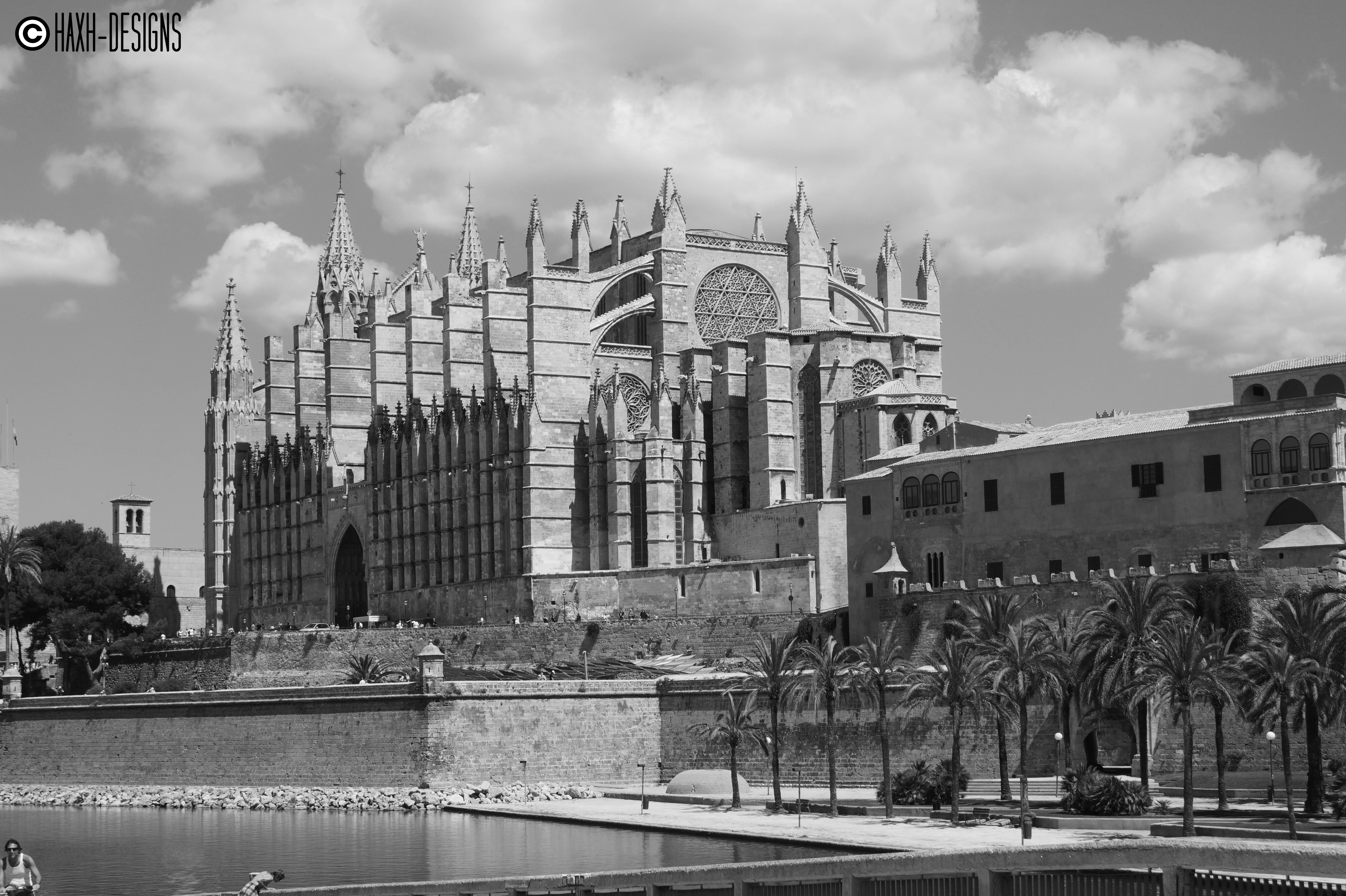 Catedral palma de mallorca fotograf a y tecnolog a - Fotografia palma de mallorca ...