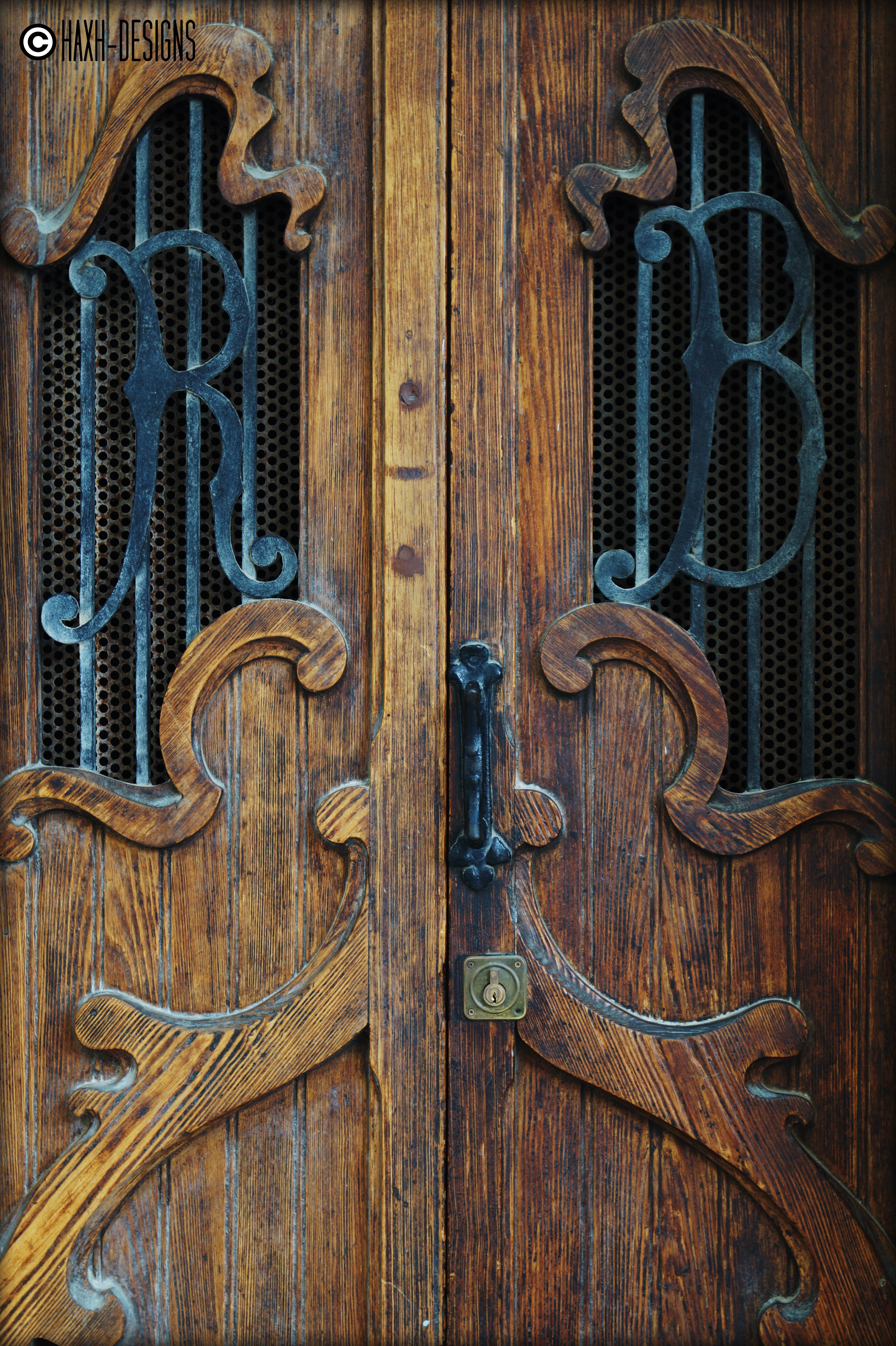 Antigua fotograf a y tecnolog a for Puertas antiguas de derribo